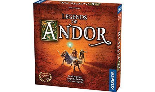 Legends of Andor Board Game * Want additional info? Click on the image.