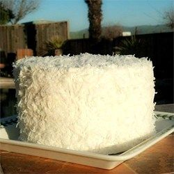 Start with a white cake mix, and add sour cream and almond flavoring to make a quick, moist cake that's ready for your decorating touches.