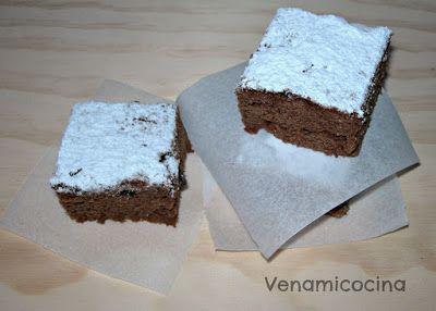 Brownie de avellanas y Chocolate intenso