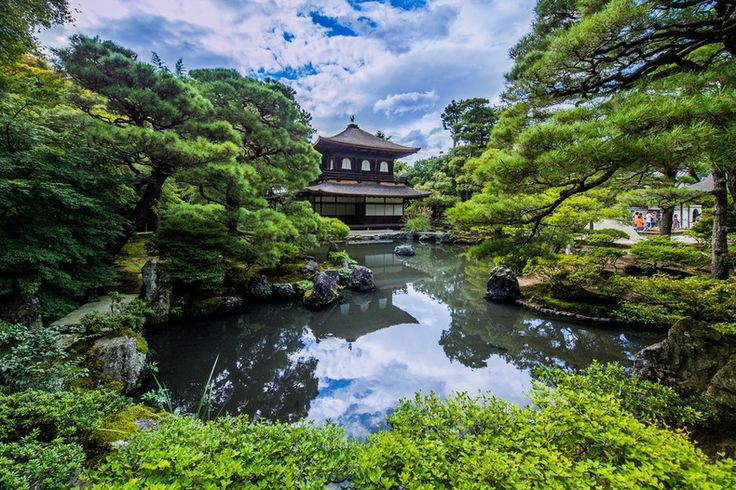 An area of Kyoto that's packed with temples, shrines, old neighborhoods and shops.