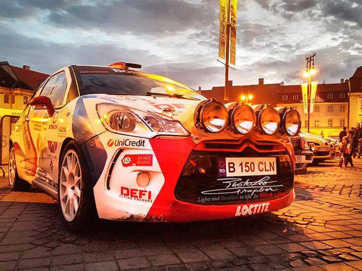 Sibiu Rally 2017