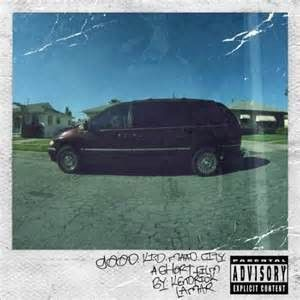 Kendrick Lamar - Good Kid, M.A.A.D. City: Deluxe Edition on 2LP