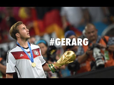 Deutschland - Argentinien (1:0): FINALE WM 2014 auf Berliner Fanmeile un...