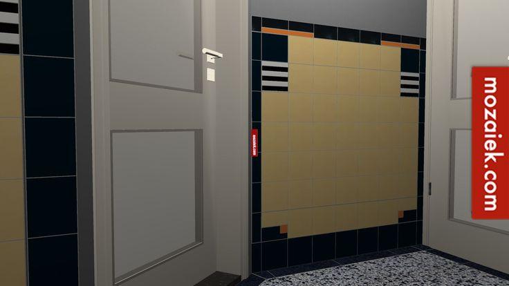 Mozaiek.com Utrecht – Hoograven Utrecht   jaren 30 woning tegels