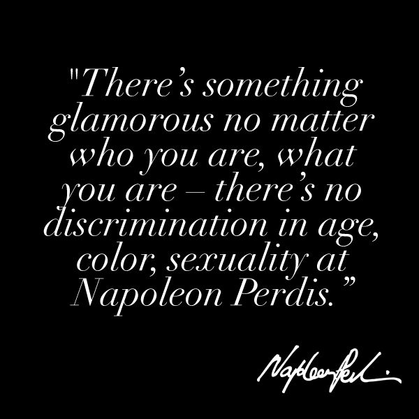 #napoleonperdis #inspiration #equality #qotd #quotes