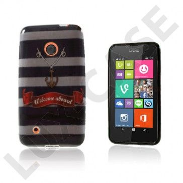 Westergaard Nokia Lumia 530 Deksel - Welcome Aboard!