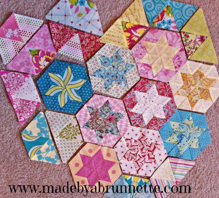 Candied Hexagons Dec 2012