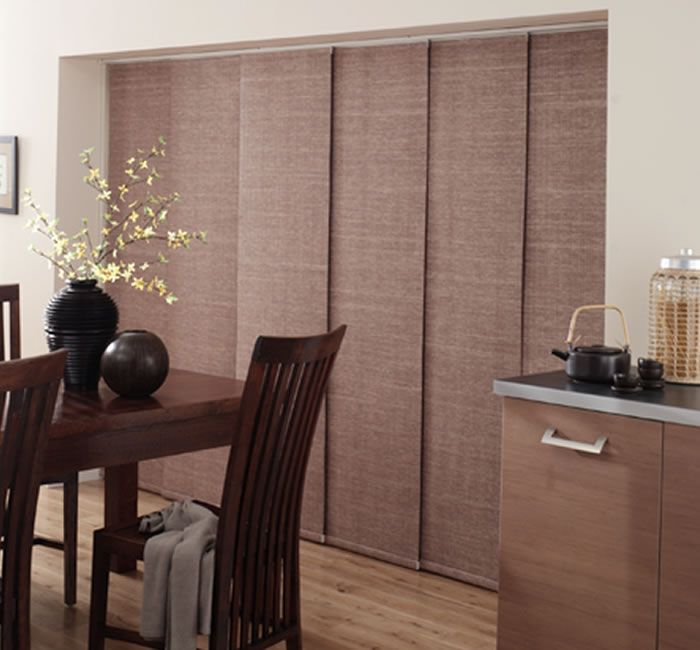 Sliding Panel Blinds Gallery | Blind Designs