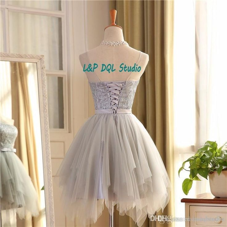 Light Gray Bridesmaid Dresses Knee-Length Pleats Tulle with Sequins Bridesmaid Gowns Cheap Country Style Cheap Real Photos Bridesmaid Dresses Country Bridesmaid Dresses Short Bridesmaid Dress Online with $99.0/Piece on Lpdqlstudio's Store | DHgate.com