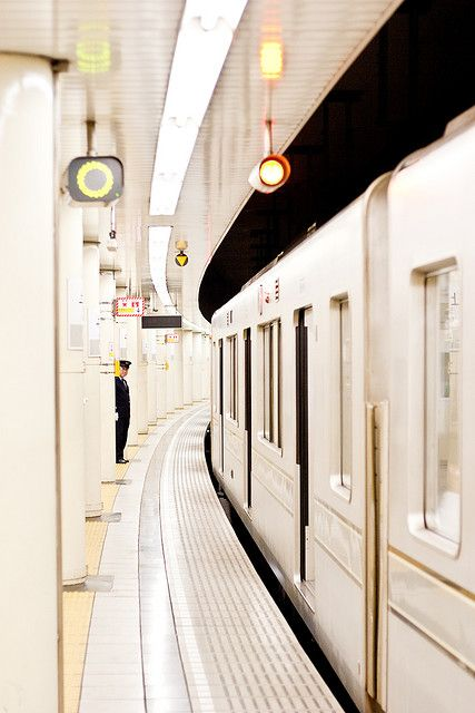 Tokyo subway. - a deeper look into the soul of the city, which isn't always…