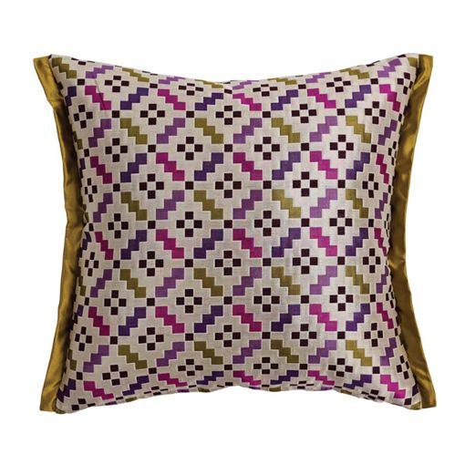 C101/01 Serai cushion from Osborne and Little