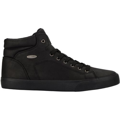 Lugz Men's King LX High Top Shoes (Black/Black, Size 11.5) - Men's Casual Shoes at Academy Sports