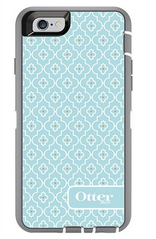 Cool iPhone 6 cases roundup on coolmomtech.com: Otterbox Defender design series case for iPhone 6