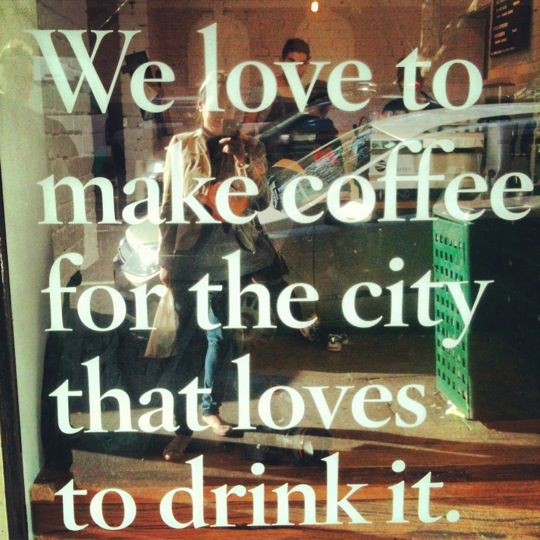 Market Lane Coffee in Melbourne, VIC, is FAMOUS. This is where most cafes get their supply!