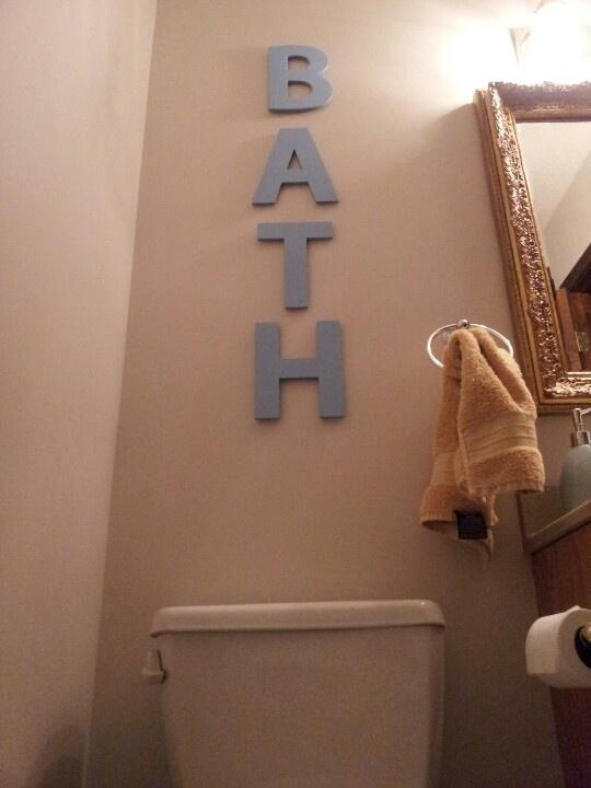 Bathroom Signs Hobby Lobby 62 best guest bath images on pinterest | guest bath, bathroom