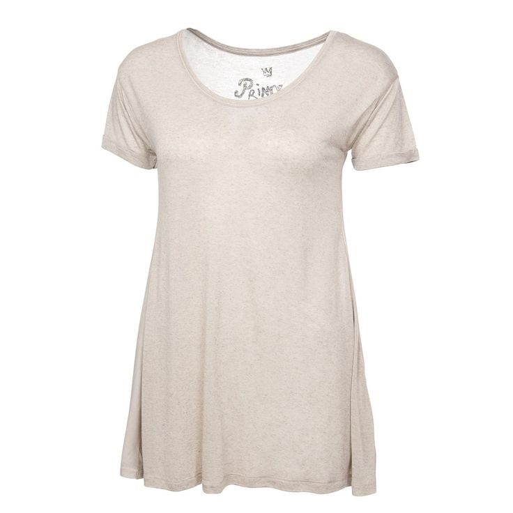 Princess goes Hollywood Shirt in Taupe