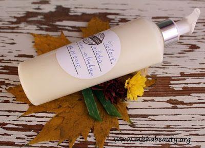 Misha Beauty - přírodní kosmetika a jiné DIY projekty : Výživné tělové mléko - emulgace za studena