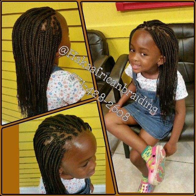 Kids Individuals Braids Perfect Hair Style For Swimming Season Bring Your Little One In Today Or Just Call U Hair Styles Kids Hairstyles Little Girl Braids