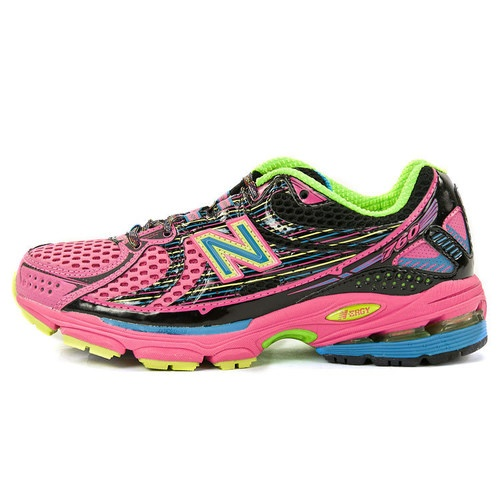 Details about NEW BALANCE WR760RPB D NEON PINK NIGHT RAINBOW PACK RUNNING  WOMENS 760 WR760 870