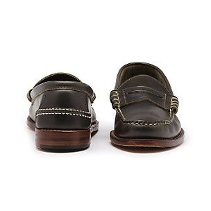 Mens Footwear | Loafers & Weejuns - Loafers for Men & Mens Suede Loafers - G.H. Bass & Co.  $295 but really nice