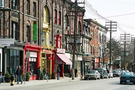 Queen Street East Toronto - Google Search