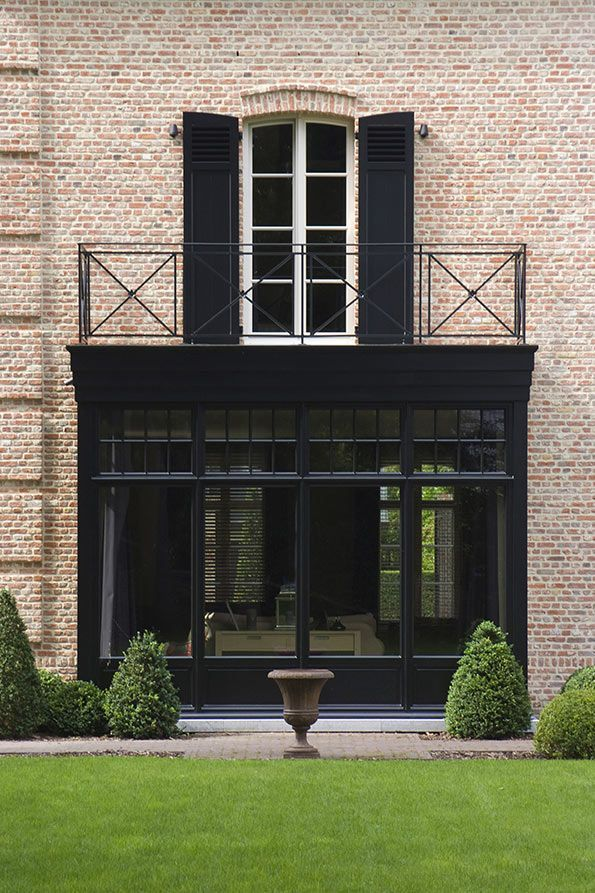 Best 25 Black Windows Exterior Ideas On Pinterest