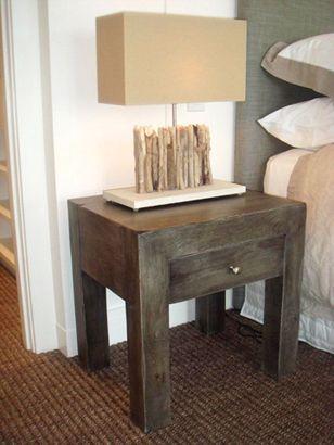 Drift Bedside Table.