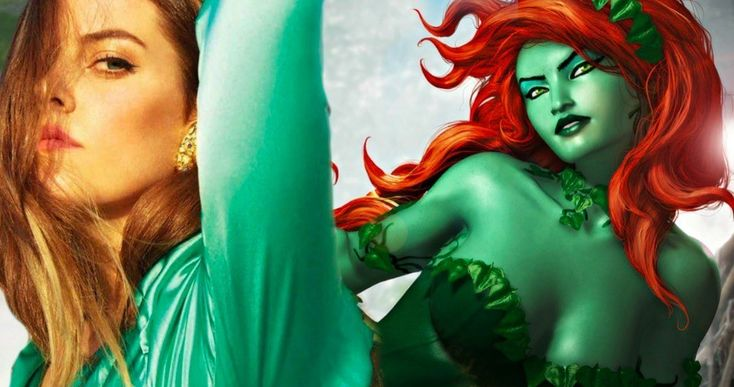 Elvis' Granddaughter Wants to Play Poison Ivy in Gotham City Sirens -- Riley Keough says she'd like to play Poison Ivy in the DCEU if given the chance. -- http://movieweb.com/gotham-city-sirens-movie-poison-ivy-riley-keough/
