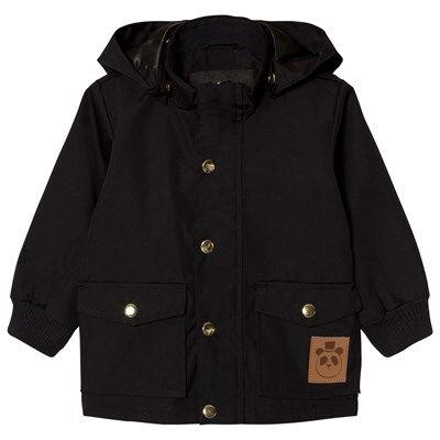 Mini Rodini - Pico Jacket Black - Babyshop.no