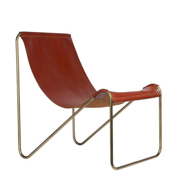 Royal Chair - Brunt Skinn