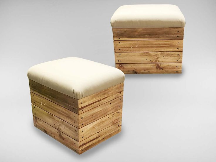 Pallet Stool | Comfort Design - The Chair & Table PeopleComfort Design – The Chair & Table People