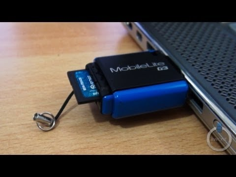 BWOne reviewed the Kingston MobileLite G3 USB 3.0 Reader! Check it out! #Kingstontech