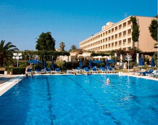 Corfu palace hotel one of the best hotels in corfu great luxury, the best place to relax your soul.
