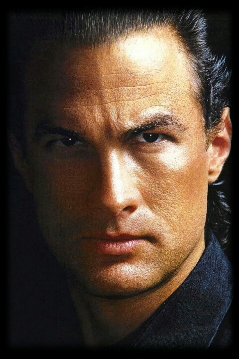 Steven Seagal, back when he was young and good looking!