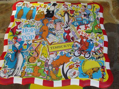 Dr Seuss Area Rug Home Decor