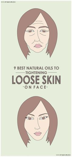 Instead of spending time & money on useless anti-aging treatment, begin using these oils for skin tightening on a regular basis & say goodbye to loose skin.