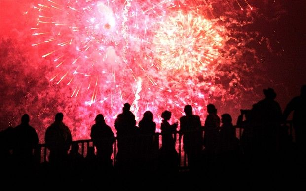 Hallowe'en and Bonfire Night make this week the busiest social period of the year for the under-10s