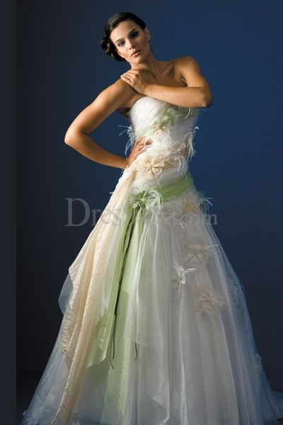 Popular  best Colored Wedding Dresses images on Pinterest Wedding dressses Brides and Colored wedding dresses