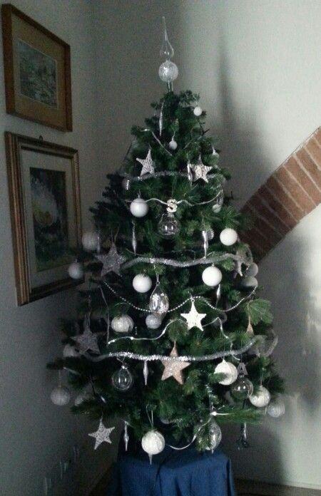 Il mio albero. ...spento
