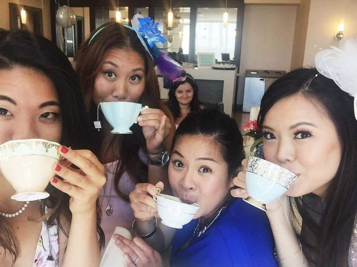Tea Party for 50 or less!