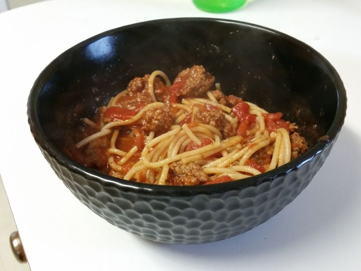 21 Day Fix Approved Spaghetti