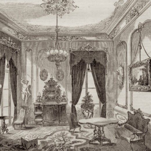 25 Best Ideas About Victorian Curtains On Pinterest