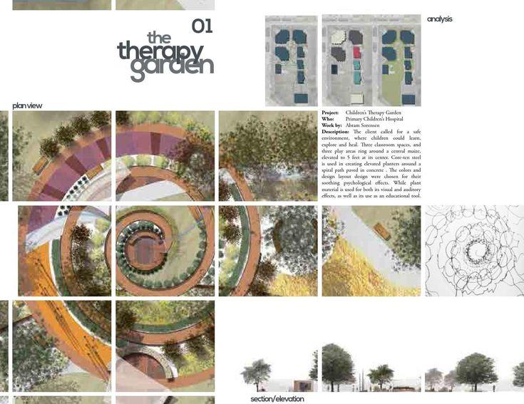Landscape Architecture Portfolio Architecture Portfolio
