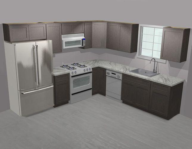 Forevermark Tsg Greystone Shaker 10x10 Kitchen Cabinets White Shaker Kitchen Cabinets Shaker Kitchen Cabinets Kitchen Cabinets