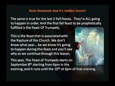 rosh hashanah no man knows day hour