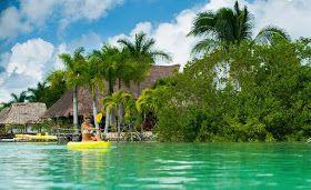 Cualquiera que quisiera viajar a Bora Bora tendría que pagar un ticket de avión lo suficientemente caro para poder vivir la deliciosa exper...