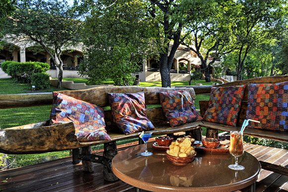 If you visit South Africa then this Chobe Marina Lodge is a must visiting place