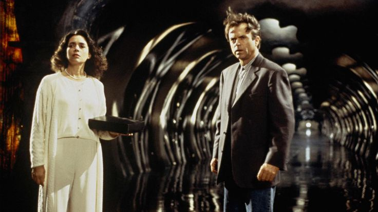 [1995] L'Antre de la folie (In the Mouth of Madness) by John Carpenter