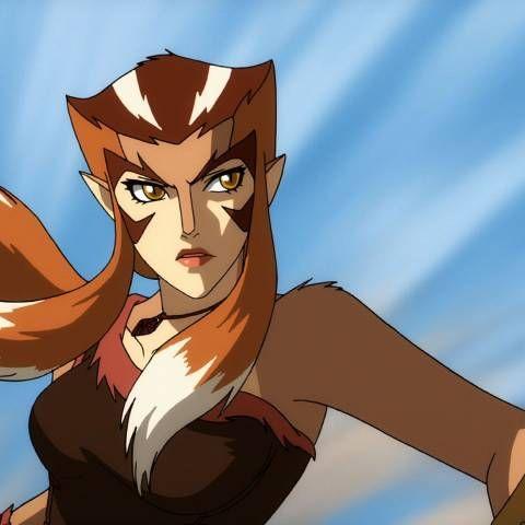 Pumyra female Thundercats   Thundercats   Pinterest ...