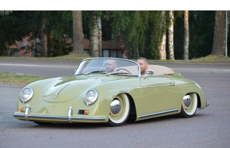 Its form is a masterclass in automotive design, and the 356's sleek lines paved the way for its successor, the Porsche 911; arguably the most instantly recognisable silhouette in automotive history. In my opinion there's little you can do to improve on a factory 356, so when I heard that there was a 356 Speedster …